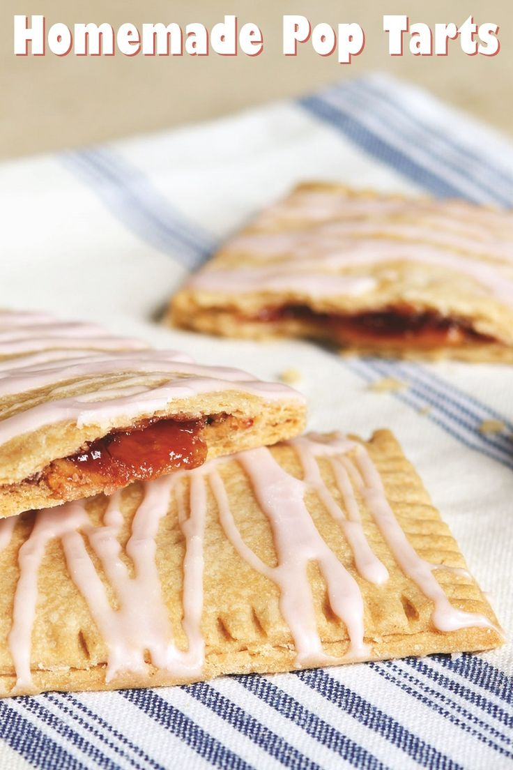 Peanut Butter and Jelly Breakfast Tarts (with peanut-free option ...