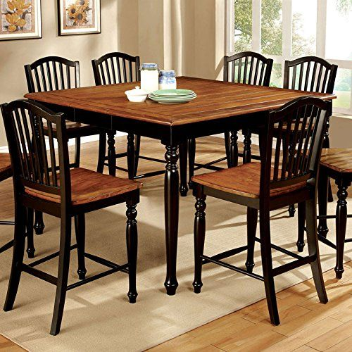 Cerused Oak Dining Table