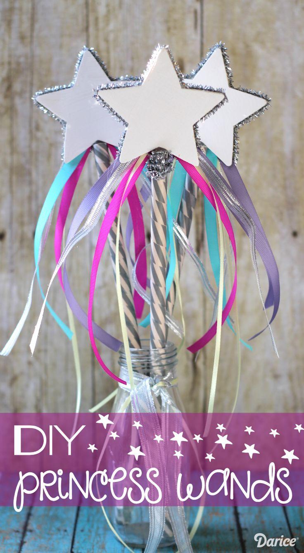 Princess DIY Wand Tutorial