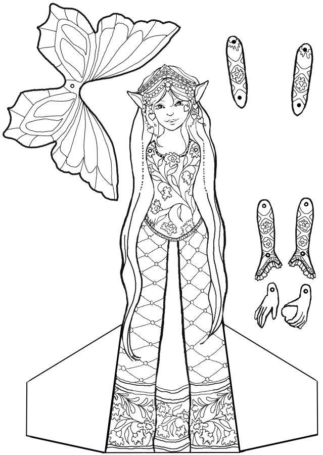 1000 Images About Faerie Coloring Pages On Pinterest Faerie Coloring Pages