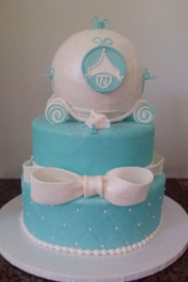 Cake Design Cinderella : CINDERELLA CAKE Frantastik Cakes Pinterest ...
