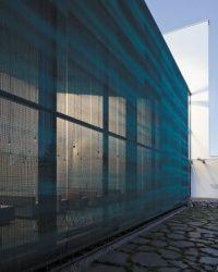 """La cappella di San Lorenzo a Vantaa (Finlandia) ha vinto l'edizione 2011 del concorso """"Copper in Architecture""""."""
