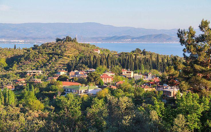 Çamlıbel Köyü, Kazdağları