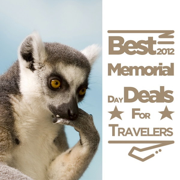 Memorial Day Sales For Travelers.  Catch great sales from Zagg.com today!  Don't forget to enter to win an iPad3!!  Zagg is giving away one EVERY hour!!!