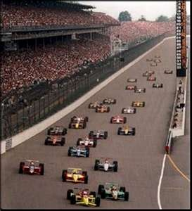 Indianapolis Motor Speedway-Home of The Indianapolis 500 mile race