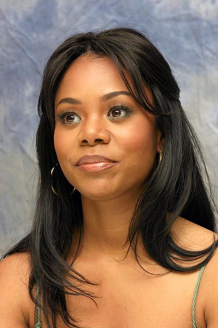 Regina Hall, American actress who is making her way in Hollywood.
