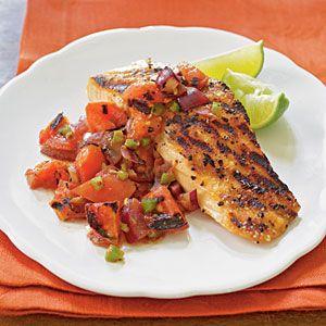 Fish ~ Best Healthy Salmon