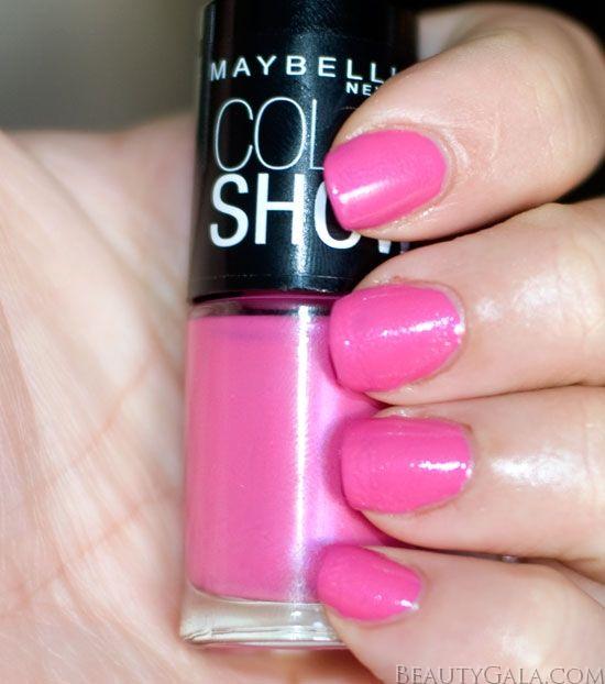 Maybelline Color Show Mesmerizing Magenta