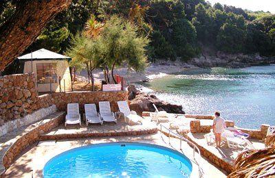 Campsite Adriatic - camping at the beach