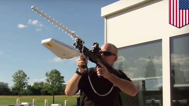 COLUMBUS, OHIO —Ohio-based Battelle Memorial Institute, a private non-profit group, has announced the development of an anti-drone weapon designed for safe c...