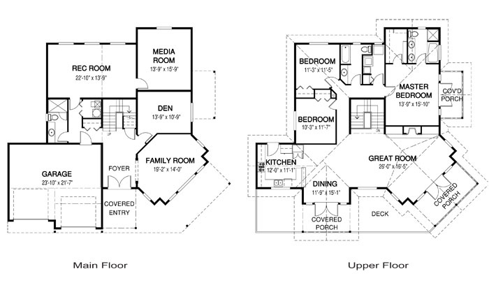 9 best cabin plans images on pinterest small home plans for Obtaining blueprints for your home