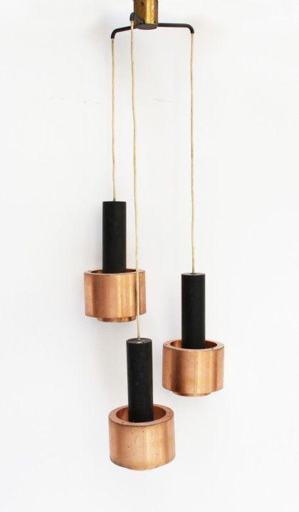 lampadario stilnovo : Lampadario Stilnovo anni 50 - Uso Interno