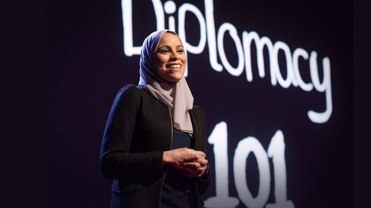 Alaa Murabit: What my religion really says about women | TED Talk | TED.com
