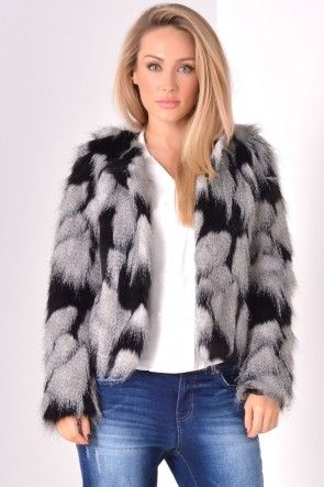 Rita Faux Fur Coat