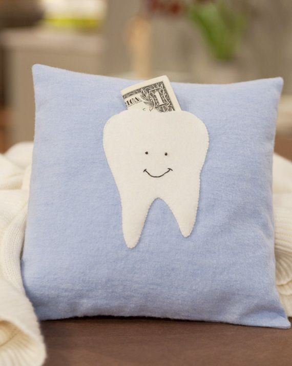 Tooth Fairy pillow in Accessories for bath, bedding, feeding and travel for babies and kids