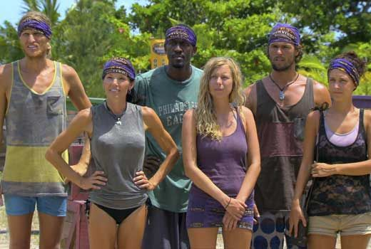 "It's the same old story on ""Survivor: Blood vs. Water"" -- can anyone make a move against Tyson?"