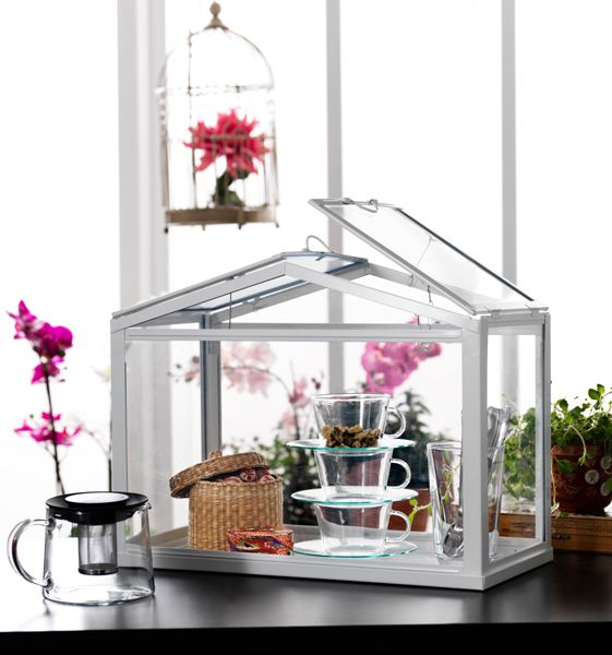 IKEA   SOCKER, Greenhouse, Provides A Good Environment For Seeds To Sprout  And Plants To Grow. Mini Greenhouse ...
