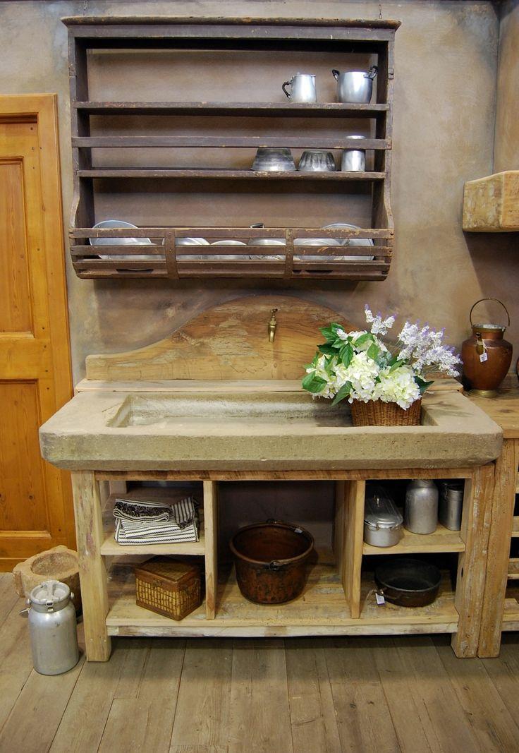 Oltre 20 migliori idee su interni di casa rustica su - Cucine rustiche toscana ...