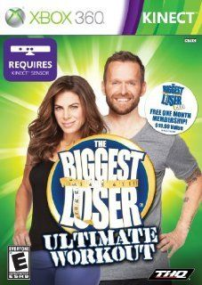 In The Biggest Loser Ultimate Workout, now you can get access to the results-drive diet expertise and fitness programs from The Biggest Loser. Let Bob, Jillian, and Allison Sweeney guide you through this life-changing journey as you become one of The Biggest Loser success stories. From pre-set routines to more than 120 exercises to work your entire body, your path to a healthy lifestyles starts with The Biggest Loser Ultimate Workout.