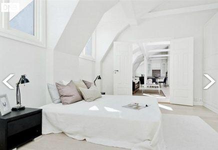 interiør hvitt