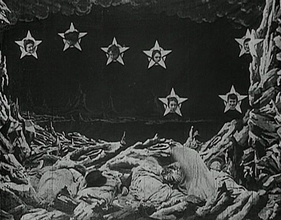 People sleeping and the stars looking when their sleeping like they're watching over them.