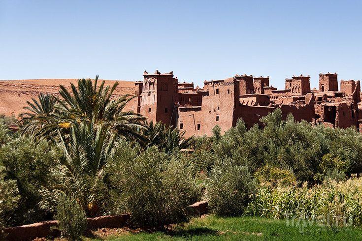 Марокканский бомж-вояж. Уарзазат и ксар Айт-Бен-Хадду