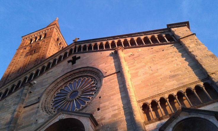 Il Duomo di #Piacenza in una limpida giornata d'inverno