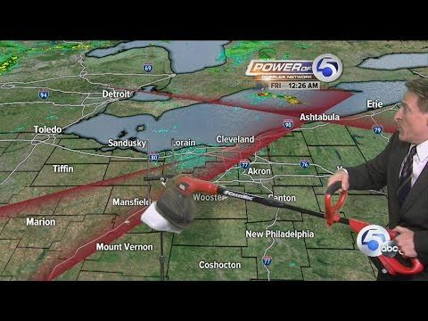 Cleveland weatherman Mark Johnson rips #NBA Game 4 shooting by Smith, Shumpert (Video) ~ Holdout Sports