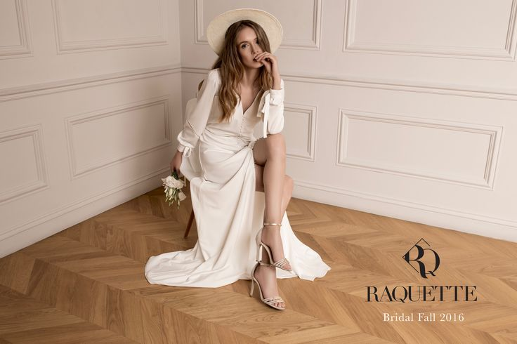 Breaking down the conventional bride ▶ The new Raquette Bridal Fall 2016 Edition is now on air! ✔ maisonraquette #raquettebridal #maisonraquette #weddinggown #bridaldress #bride #bohemian