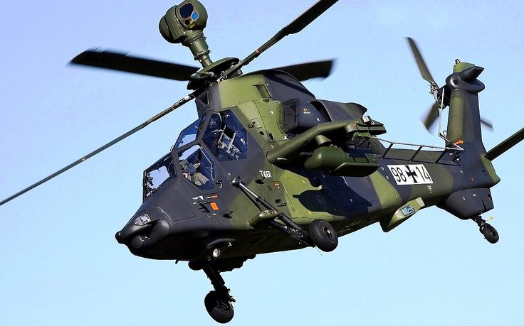 Eurocopter EC-665 Tiger Attack Helicopter