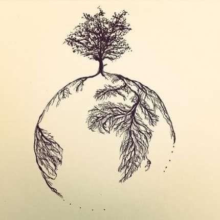 Trendy Tattoo Tree Roots Nature 53+ Ideas – Tattoo – #Ideas #Nature #Roots #Tattoo #Tree