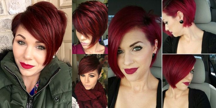 Capelli rossi: 170 tagli ed acconciature per il 2016 ,       Sia che si tratti di capelli rossi color del fuoco, che siano come il rame o color del mogano, la passionalità che esprimono i capelli rossi re...