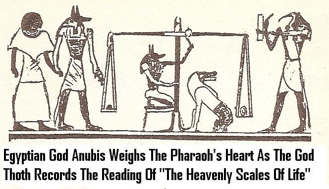 African Thoth | 7a - Thoth & Anubis, the giant alien gods who came down from Heaven ...