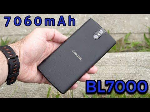 A 7060mAh Battery Monster - Doogee BL7000 Smartphone Review