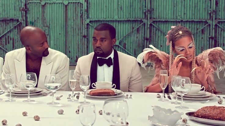Director: Kanye West Executive Producer: Jonathan Lia Creative Consultant: Alexandre Moors ©Roc-A-Fella Records