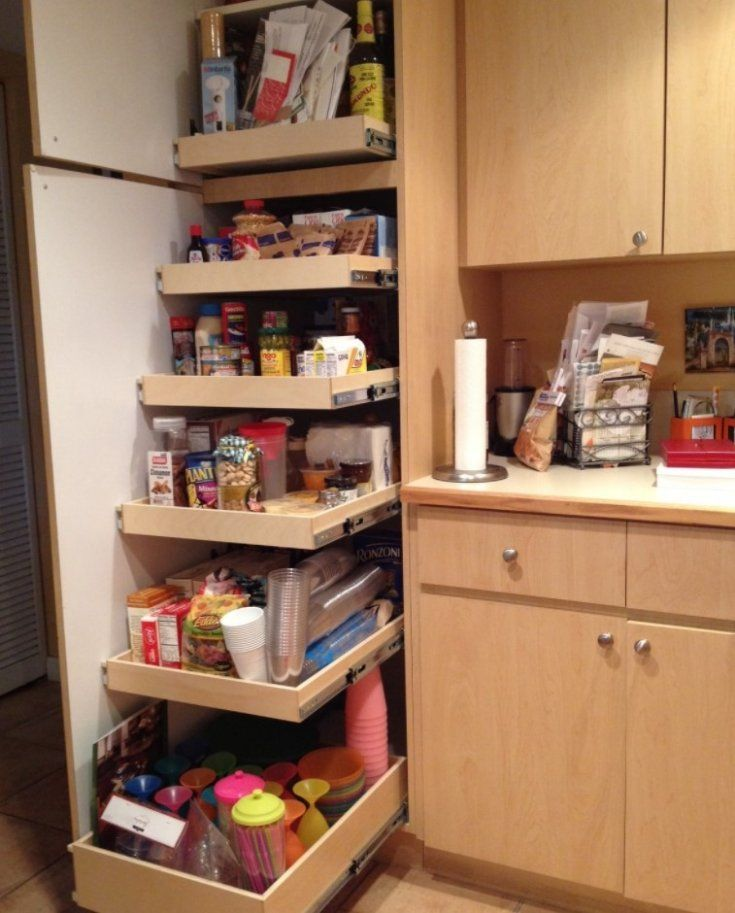Kitchen Cabinet Ideas Take Your Cooking Area Cabinets Much Past Basic Storage With These Innovative Design Concepts Kitchencabinetideas Kitchenideas