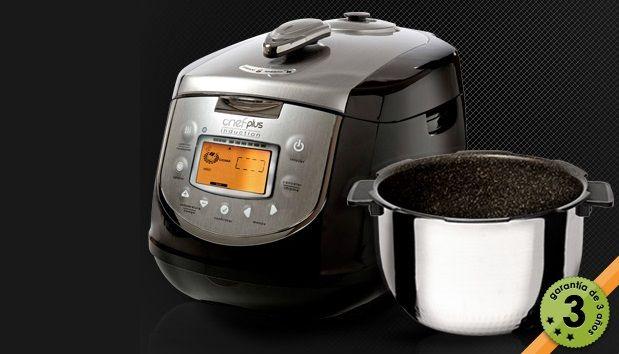7 best robot chef plus induccion images on pinterest - Robot de cocina chef plus ...