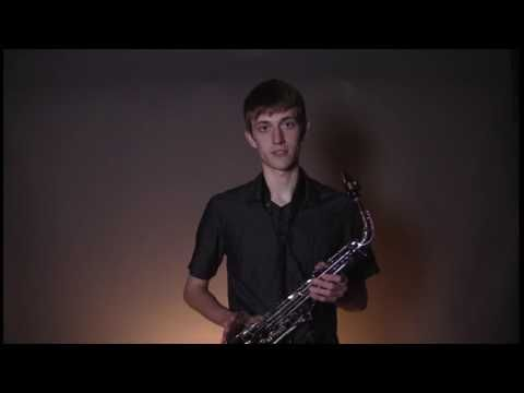 How to play Stairway To Heaven - Alto Sax - YouTube Kb sax lessobs