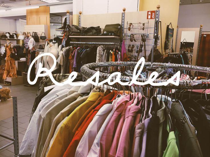 ReSales ist eine Kette für Second Hand Kleidung mit Shops in ganz Deutschland. Wir haben ein paar Berliner Läden einmal ausgecheckt nach Vintage Kleidung.