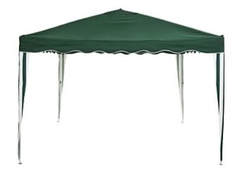 Keep your guests dry and protected from the sun at your next outdoor gathering or function.This folding aluminium - framed gazebo is on special for  $139.99 at Briscoes