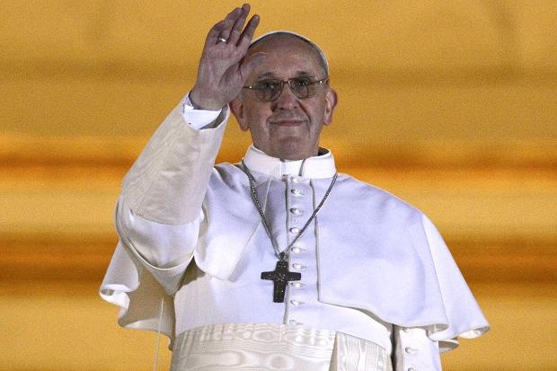 Mar 13 Cardinal Jorge Mario Bergoglio of Argentina has been elected as the 266th pope, the first non-European to hold the post of supreme pontiff of the Roman Catholic Church.