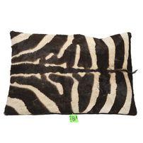 Zebra Hide Cushions for Sale Exotic Designer Decor