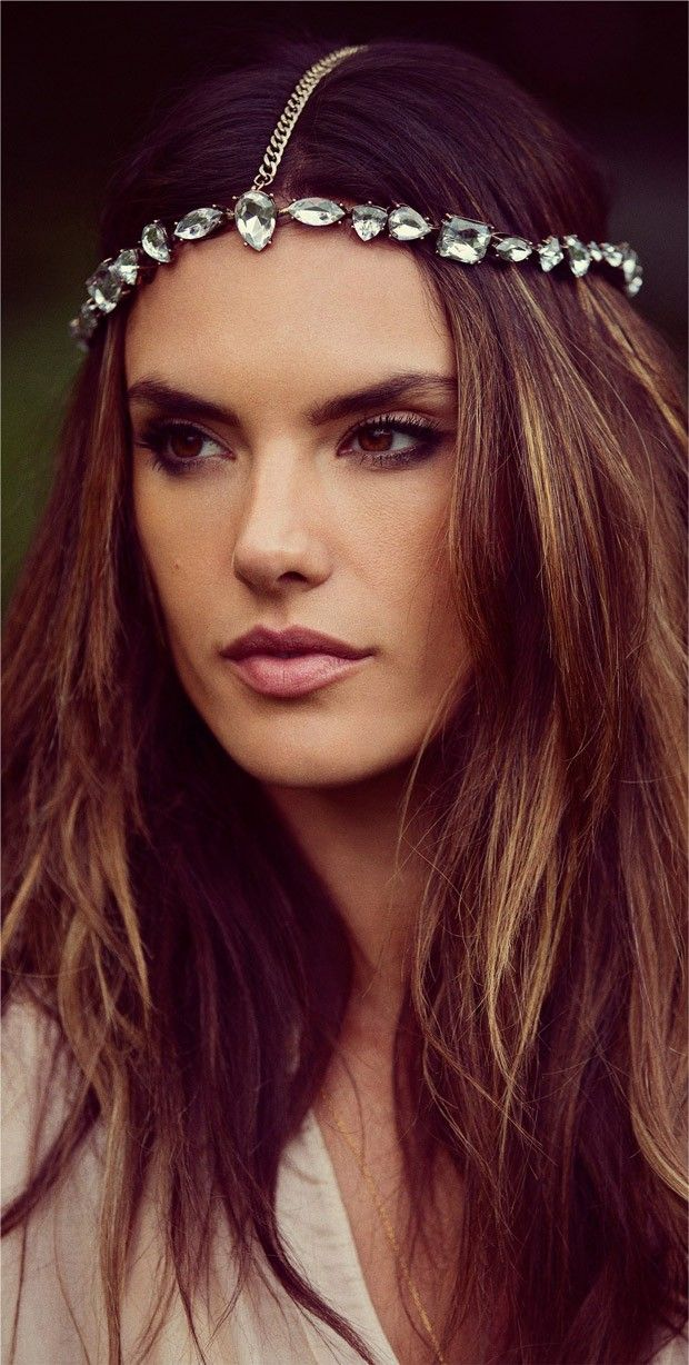 Alessandra Ambrosio for Ale by Alessandra Jewelry 2015