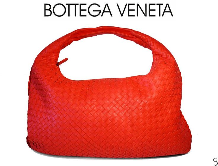 Bottega Veneta Amazing Orange - Red Passioned Women Handbag in Clothing, Shoes & Accessories, Women's Handbags & Bags, Handbags & Purses | eBay
