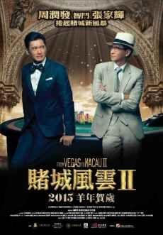 Thần Bài Macau 2 - HD