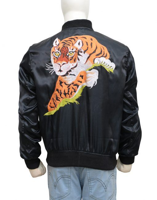 This wonderful collection of high quality Sylvester Stallone Movie Rocky 2 Tiger Logo Jacket will definitely contribute some worthy additions to your wardrobe. Grab your favorite now.