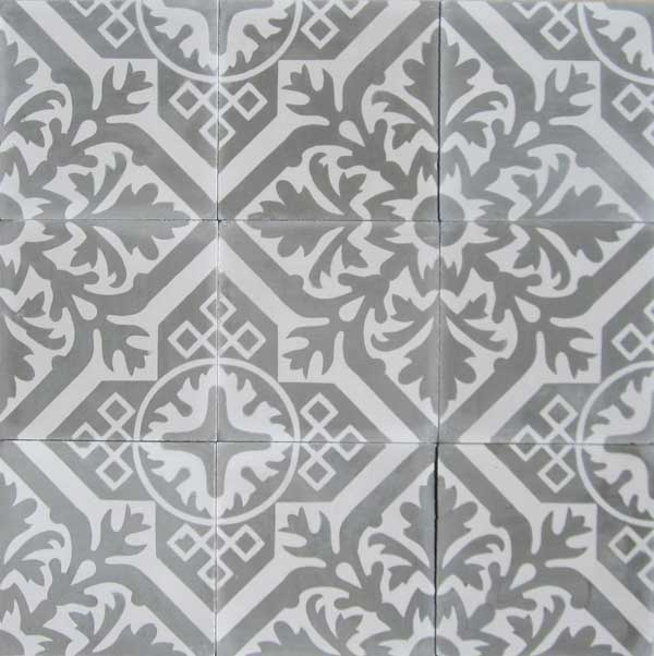 Floor Tile Alternative   Cement Tile
