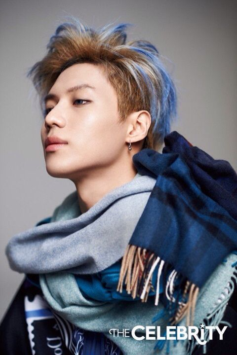 Taemin♡The Celebrity magazine May '16☆