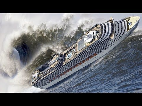 Best STORM WEATHER ROUGH SEA Images On Pinterest Weather - Cruise ship in rough waters