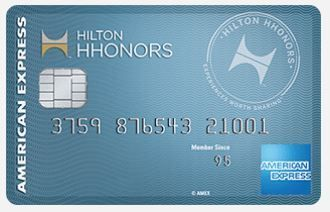 A Review of the Hilton HHonors Card